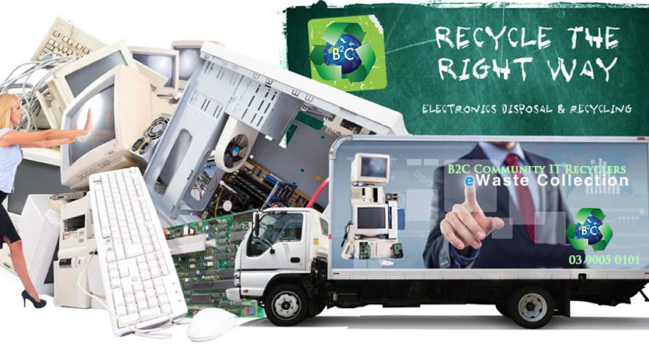 eWaste Business Collection Services