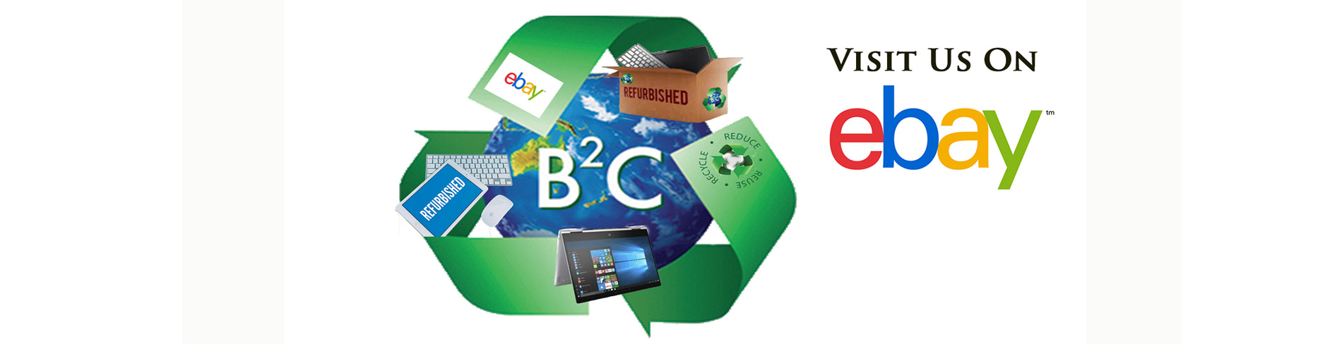 B2C Community IT Recyclers - 03 9005 0101